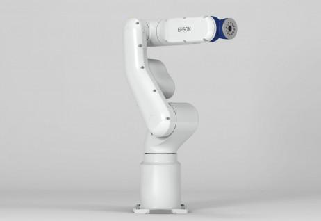 Integração de Robôs EPSON.