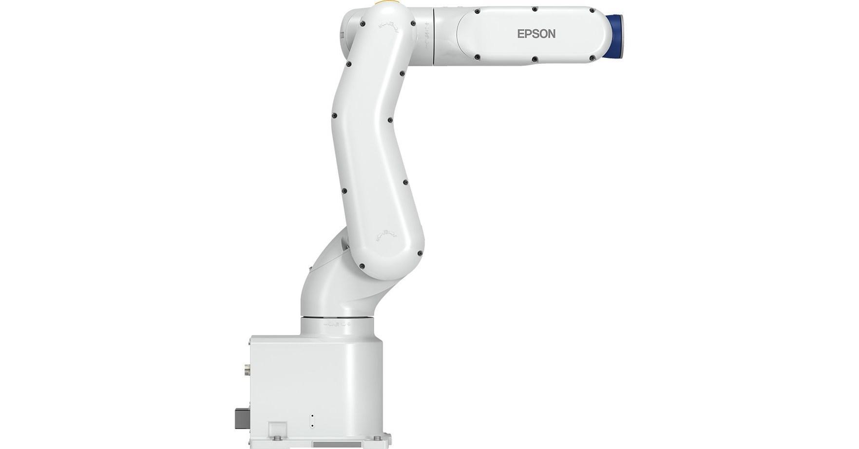 Pequenos Robôs Industriais Epson