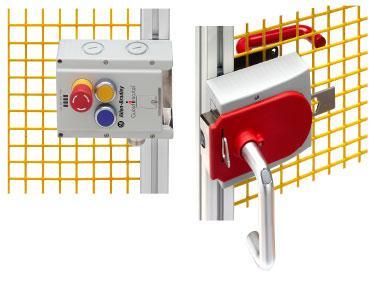 Kits de portão com controle de acesso